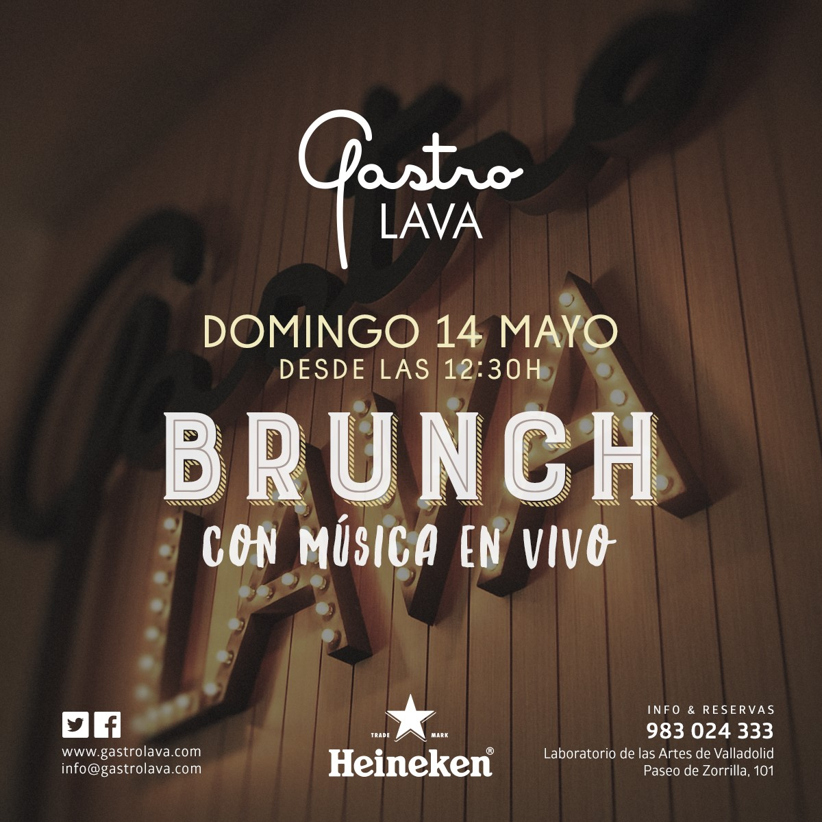 Brunch con Música en Vivo